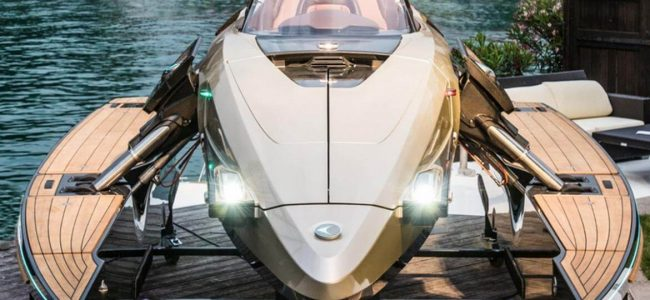 Check Out the Amazing Kormaran K7 Luxury Personal Watercraft!