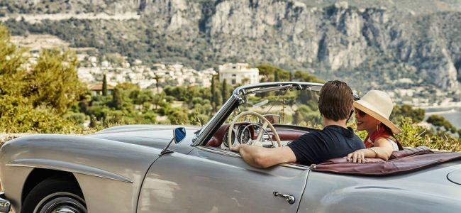 En Route to La Dolce Vita is the Ultimate Road Trip Experience Released by Four Seasons