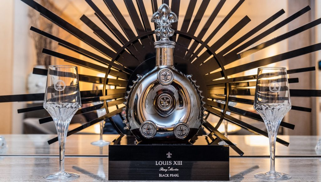 Four Seasons New York and Louis XIII Team Up for Luxury Cognac Experience