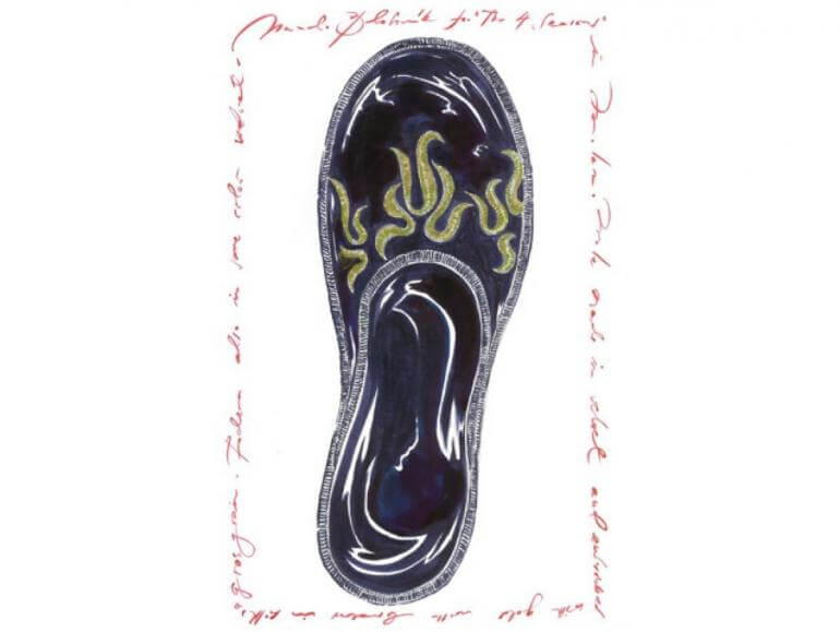 Get Your Luxury Slippers designed by Manolo Blahnik at Four Seasons Milan!