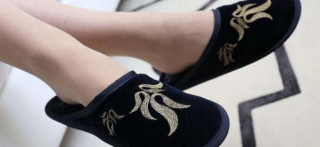 Manolo Blahnik Creates Special Slippers for Guests of Four Seasons Milan