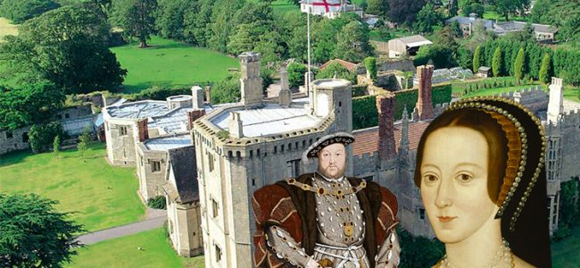King Henry VIII's Honeymoon Pad Hit the Market and You Need to Own it ASAP!