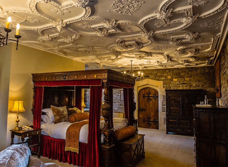 King Henry VIII's Honeymoon Castle Is Up for Grabs and You Can Have It