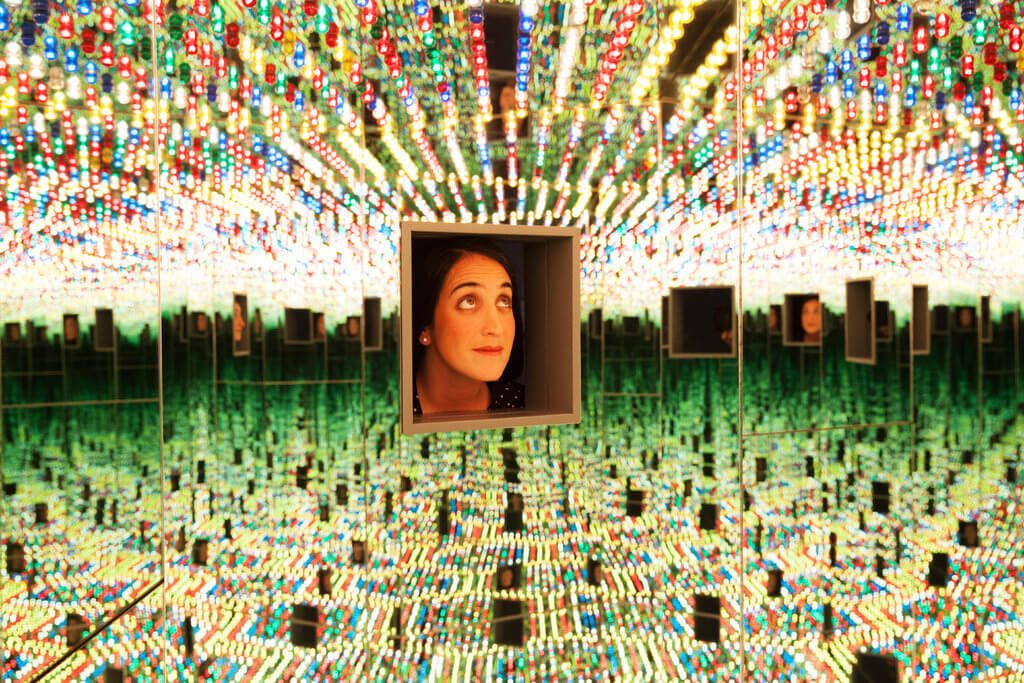Kusama Infinity Room Opens Its Gates again After Sculpture Damaged due to Selfie