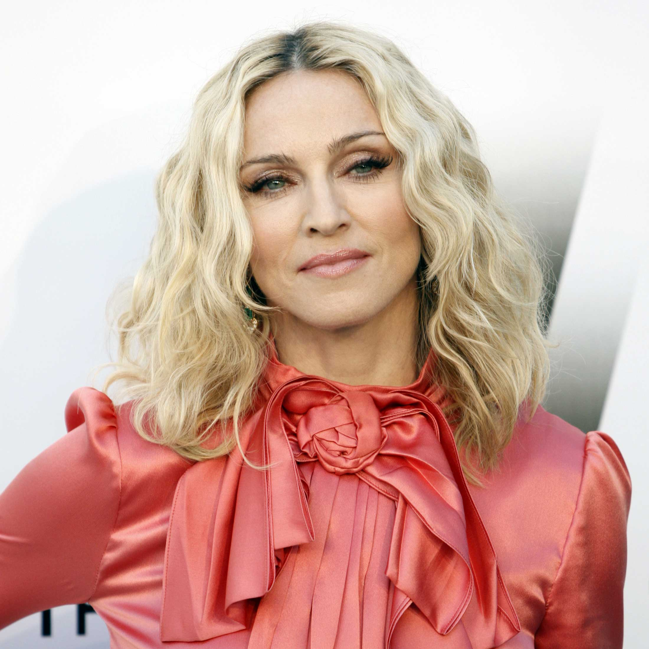 What is madonnas net worth
