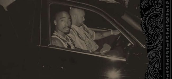 The BMW 750IL in which Tupac Was Shot is up For Sale