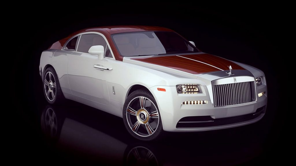 See How This Company Will Transform Your Rolls-Royce into a Yacht!