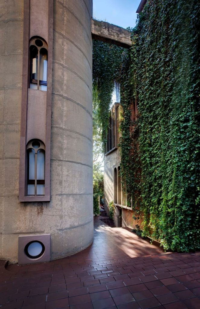 See How This Architect Turned An Old Cement Factory Into A