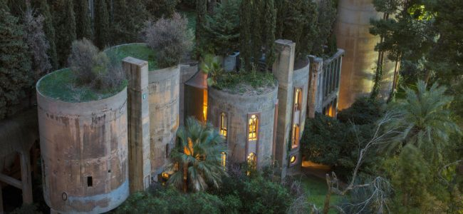 How This Architect Managed to Turn an Old Cement Factory into a Luxury Home is Absolutely Amazing!