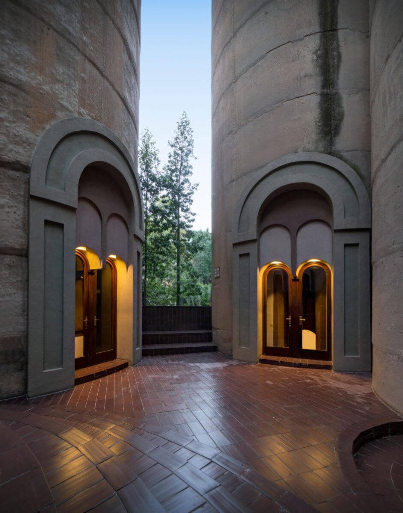 See How this Architect Turned an Old Cement Factory into a Luxury Home