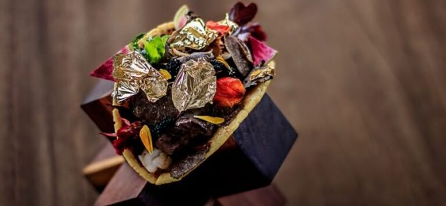 The Most Expensive Taco is a $25,000 Pleasure You Can Only Afford Once!