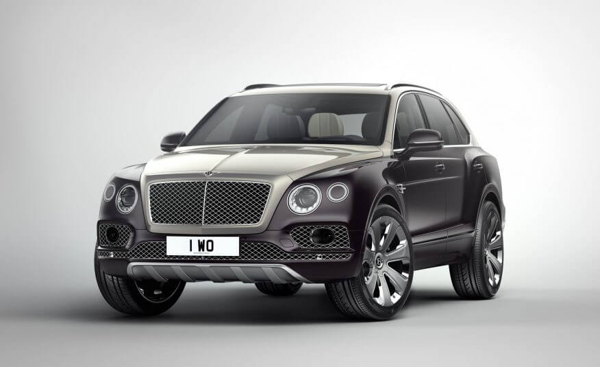 The Most Luxurious and the Fastest SUV Ever Made is Bentley Bentayga Mulliner