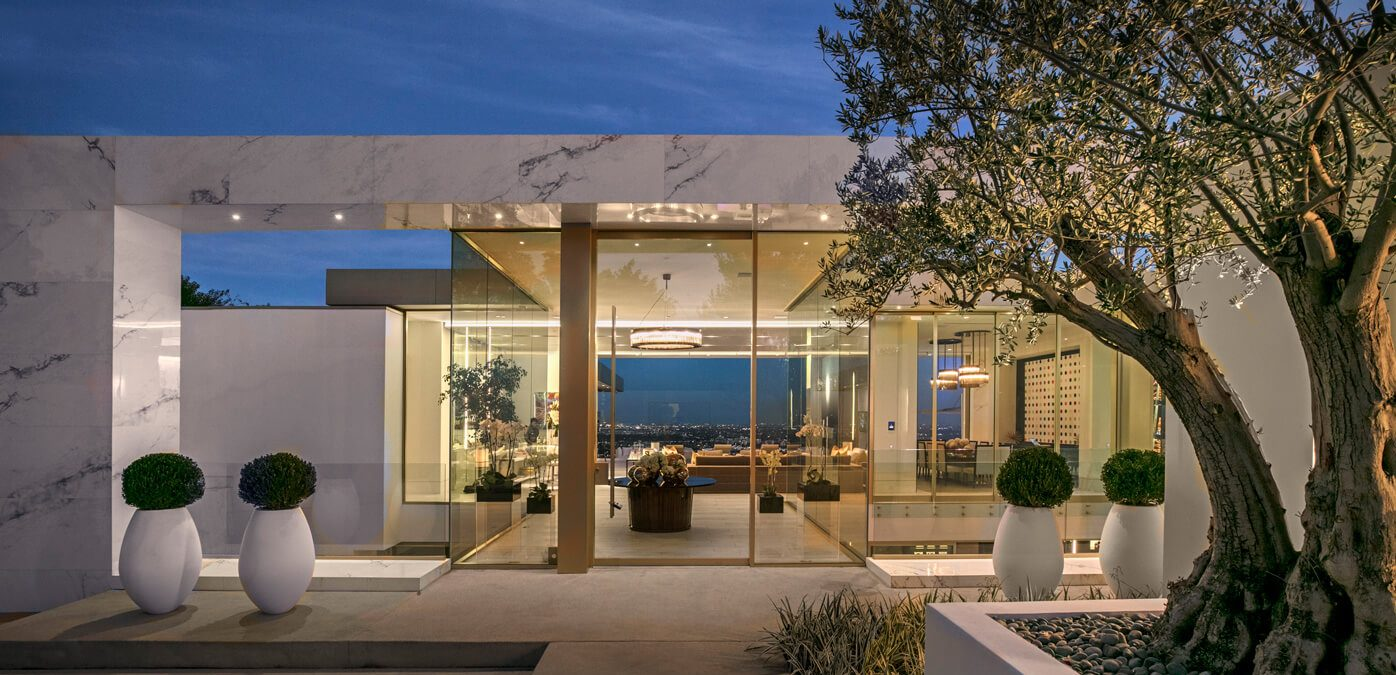 This 100m Beverly Hills Mansion Comes With Exotic Cars