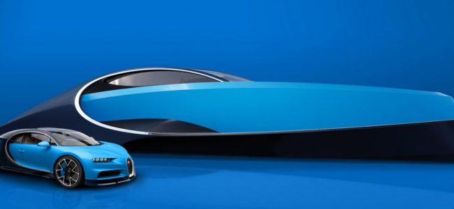 This Bugatti Niniette 66 Sport Yacht is too Damn Perfect for this World