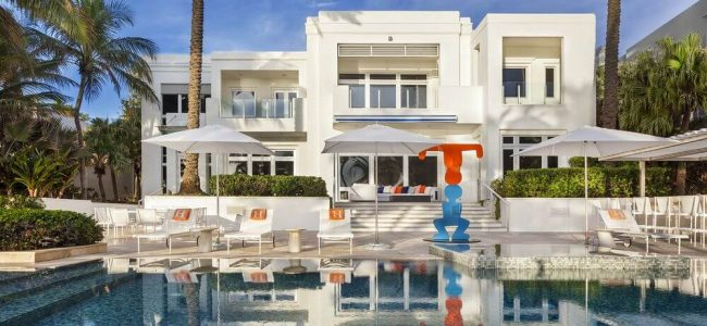 Tommy Hilfiger is selling his Eccentric Miami Beach House for $27.5Million