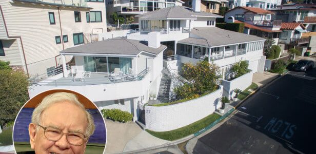15 Pictures you've Never Seen of Warren Buffett's Seaside Mansion which is on Sale!