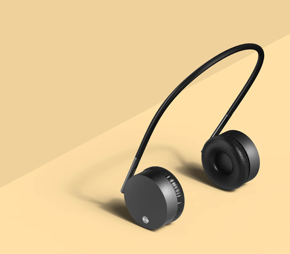 With These Gravity Headphones Your Way of Listening to Music Will Radically Change