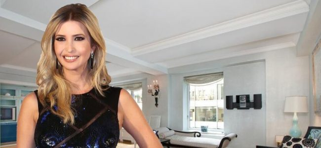 You Can Now Rent Ivanka Trump's Manhattan Apartment for $13,000Month! (1)