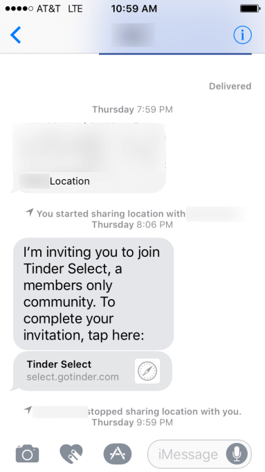 You Can Only Join Tinder Select if You Either Rich or Sexy, Or Both