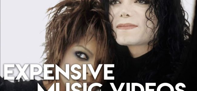 5 Interesting Facts About The Most Expensive Music Videos Of All Time