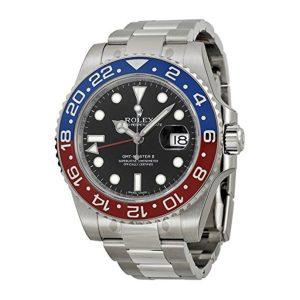 rolex red and blue