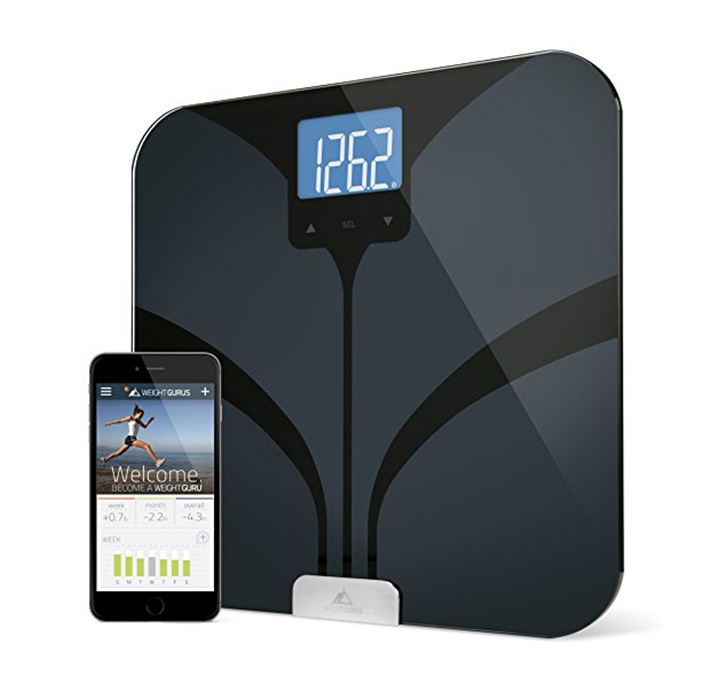 Weight gurus bluetooth smart scale for Are smart scales worth it