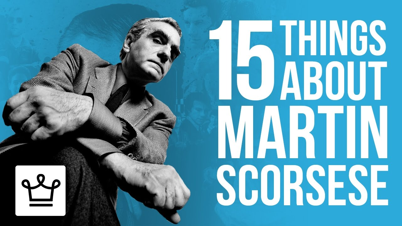 15 Things You Didn't Know about Martin Scorsese