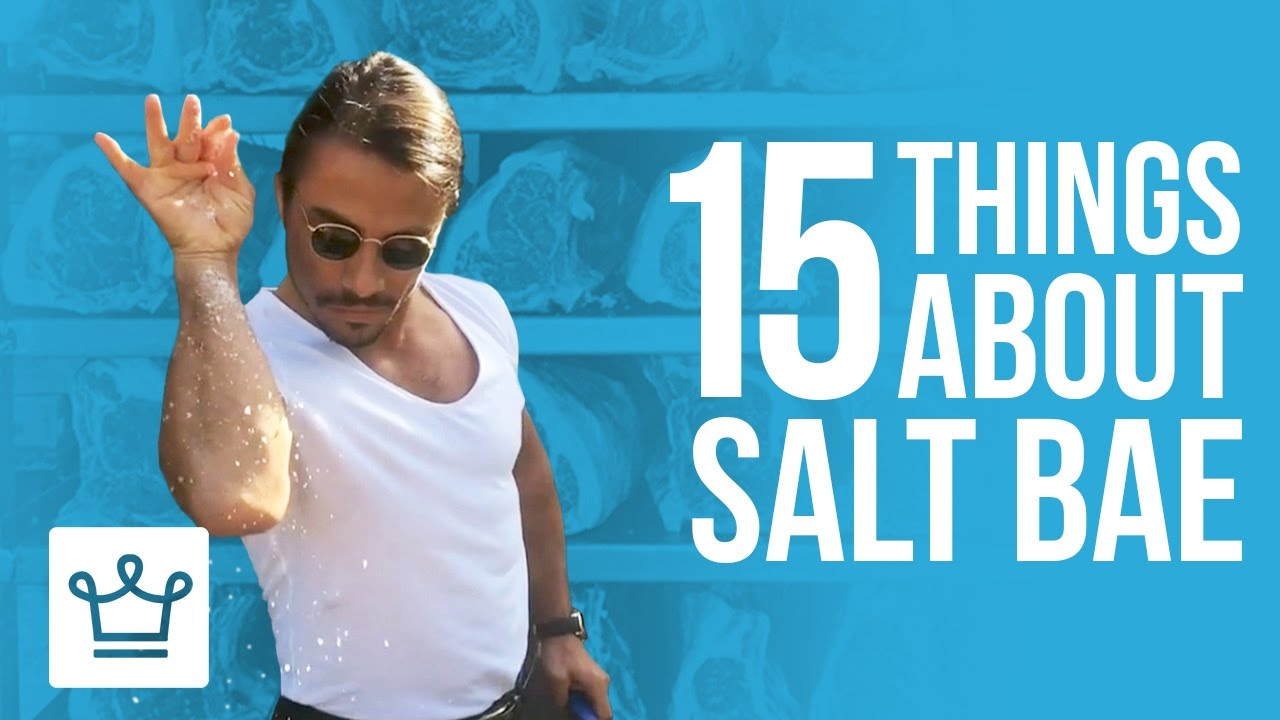 15 Things You Didn't Know About Salt Bae (Nusret Gökçe)