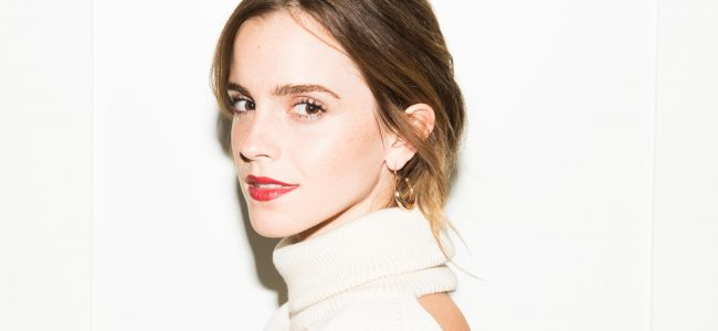 You Wish You Knew about Emma Watson's Closet Sooner!