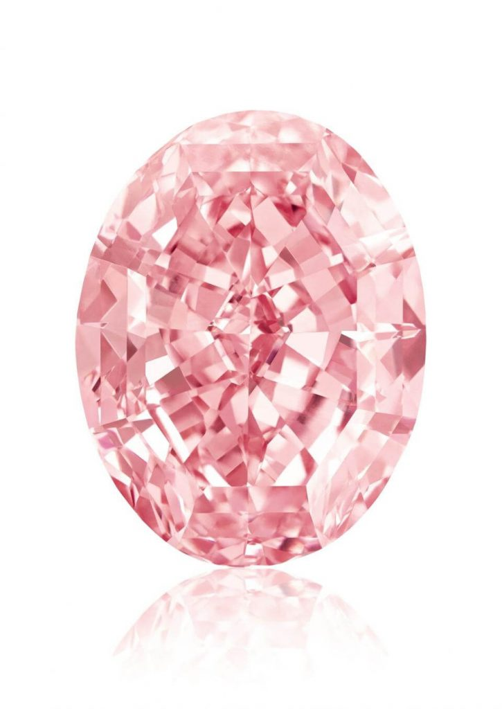Find Out How Much Money Someone Paid for Pink Star, the Most Expensive Diamond!