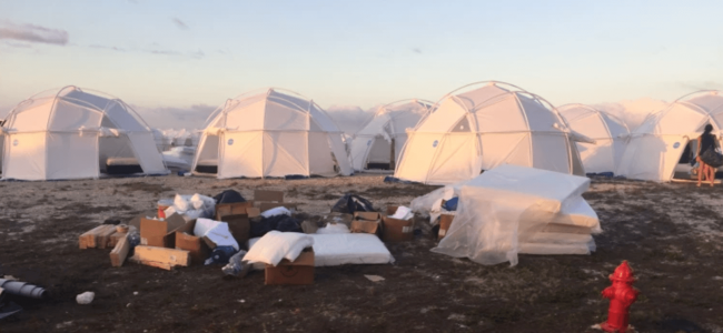 This Fyre Festival in Bahamas Was a Luxury Nightmare for All the People Involved