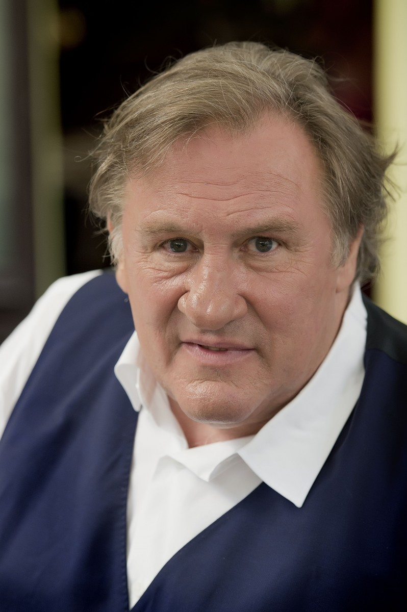 Gerard Depardieu Net Worth
