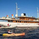 J.K. Rowling' Amphitrite Yacht is up For Grabs After She bought it a Year Ago From Johnny Depp!