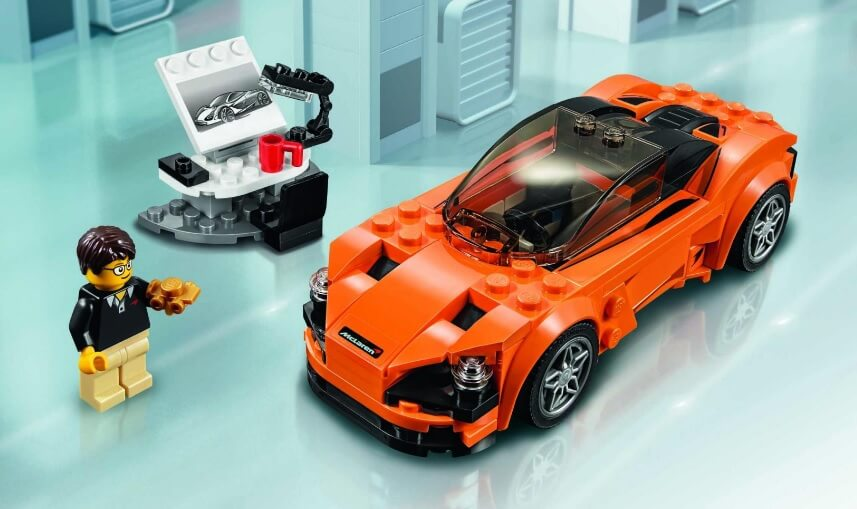 this lego 720s mclaren speed champion set is the only mclaren we can all afford. Black Bedroom Furniture Sets. Home Design Ideas