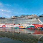 This Norwegian Joy Cruise Ship Will Feature a Ferrari Designed Race Track on its Deck
