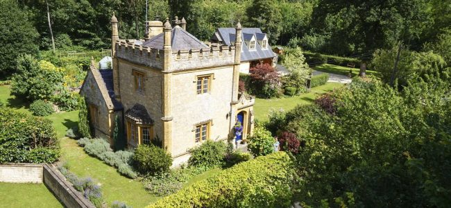 This is What the Smallest Castle in the UK Looks Like and You Can Buy It!
