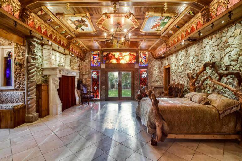 This Medieval Styled Home In Austin Is Exactly Want You Need