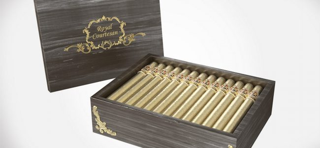 You Are not Going to Believe the Price of this Diamond-Studded Royal Courtesan Gurkha Cigar!