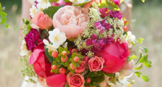 Wedding Flower Musings: Important Tips while Choosing Wedding Bouquet