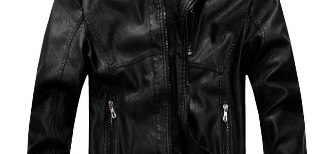 Make Style Statement with Leather Bomber Jackets