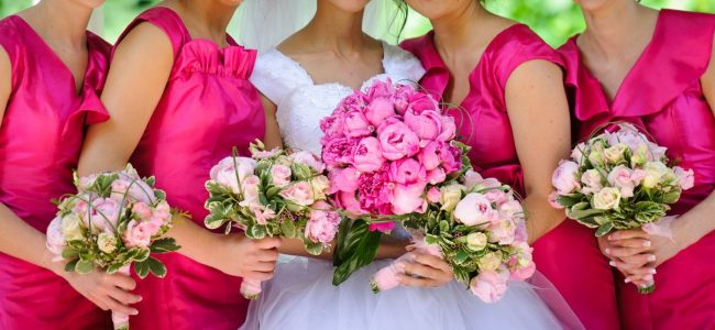 Hiring A Wedding Florist? What To look For While Selecting The Best One