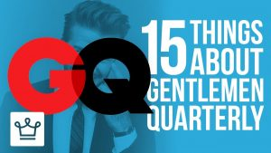 15 Things You Didn't Know About GQ