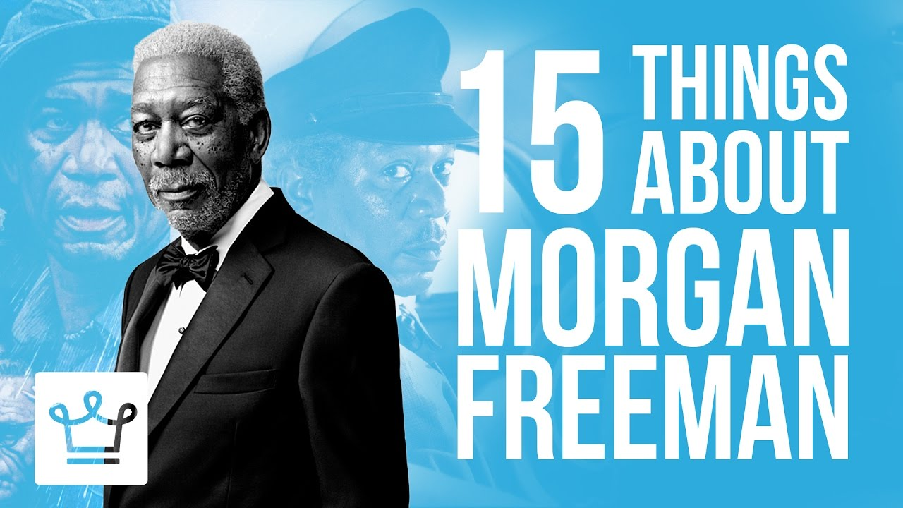 15 Things You Didn't Know About Morgan Freeman
