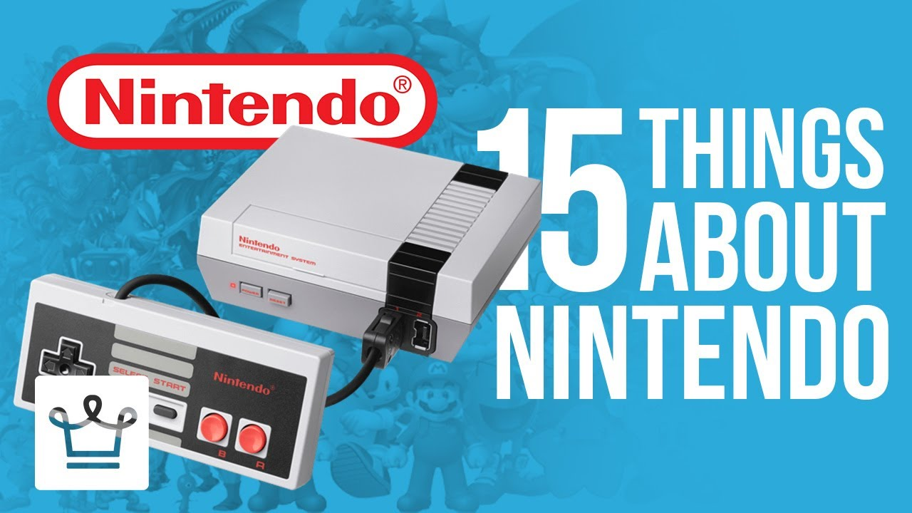 15 Things You Didn't Know About Nintendo