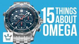 15 Things You Didn't Know About OMEGA