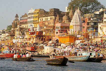 Places to be visited in Varanasi