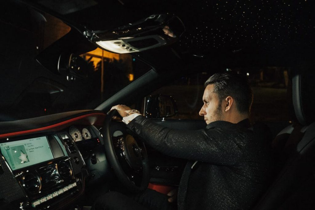 The Bespoke Corner & Rolls-Royce Bring Back Elegance with an Exclusive Tuxedo Collection