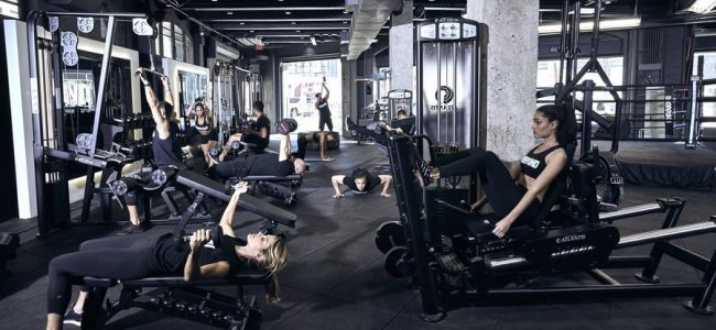 The Gym Of Victoria's Secret Angles is this Exclusive New York Gym Called DogPound