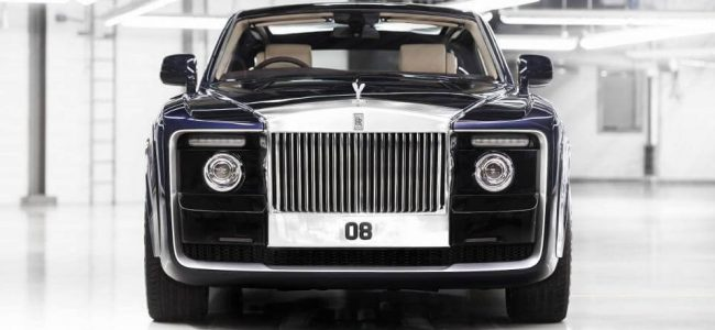 This Rolls-Royce Might be The Most Expensive New Car Ever Built And We Love it