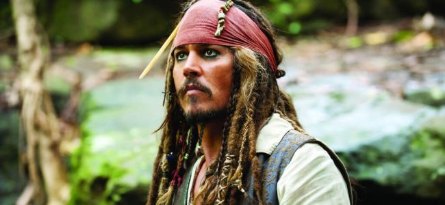Turns out that the Total Value of Captain Jack Sparrow's Jewelry is Higher than an Average Car!